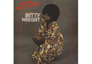 Betty Wright - Danger High Voltage (Expanded) - (CD)