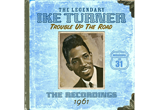 Ike Turner, Tina Turner, Jackie Brenston, Hester Hester, Eloise Carter, Billy Gales, Mickey & Sylvia, Ernest Lane, Albert King - Trouble Up The Road - (CD)
