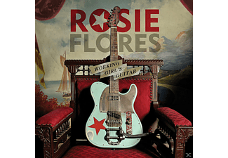 Rosie Flores - Working Girl's Guitar [CD]