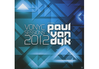 Paul Van Dyk - Vonyc Sessions 2012 - (CD)