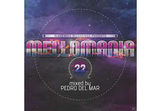 Pedro Del Mar, VARIOUS - Mellomania 22 - (CD)