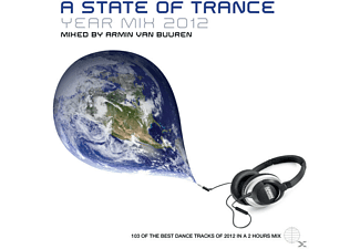 VARIOUS - A State Of Trance Yearmix 2012 - Mixed By Armin Van Buuren - (CD)