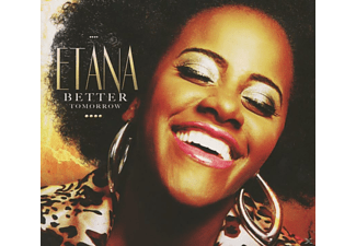Etana - Better Tomorrow [CD]