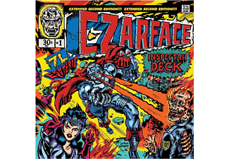 Inspectak Deck & 7l & Esoteric - Czarface - (CD)