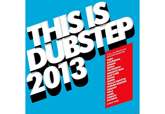 VARIOUS - This Is Dubstep 2013 - (CD)