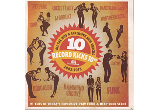 VARIOUS - Record Kicks 10th - (CD)