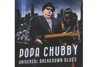Popa Chubby - Universal Breakdown Blues - (CD)