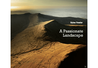 Dylan Fowler - A Passionate Landscape [CD]