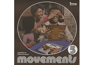 VARIOUS - Movements Vol.5 [CD]
