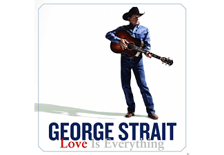George Strait - Love Is Everything - (CD)