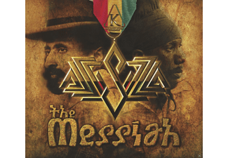 Sizzla - The Messiah [CD]