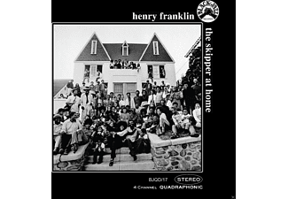 Henry Franklin - The Skipper At Home - (CD)