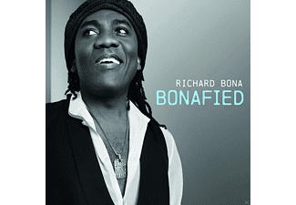 Richard Bona - Bonafied [CD]
