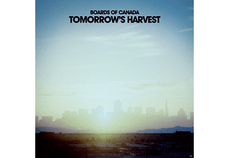 Boards Of Canada - Tomorrow's Harvest (Limited Artcard Edition) - (CD)