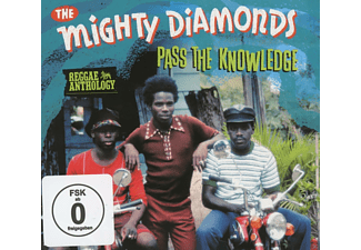 The Mighty Diamonds - Pass The Knowledge: Reggae Anthology - (CD + DVD)