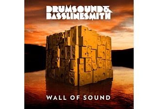 Drumsound & Bassline Smith - Wall Of Sound - (CD)
