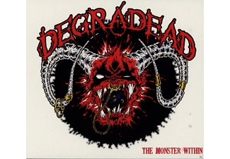 Degradead - The Monster Within - (CD)