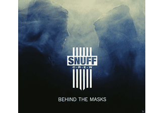 Snuff Crew - Behind The Masks [CD]