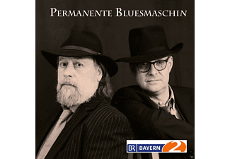 Arthur Dittlmann + Schorsch Hampel - Permanente Bluesmaschin - (CD)