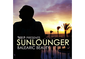 Sunlounger, VARIOUS - Balearic Beauty - (CD)