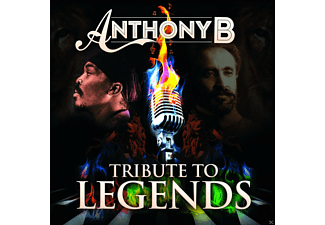 Anthony B - Tribute To Legends [CD]
