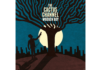 Cactus Channel - Wooden Boy [CD]
