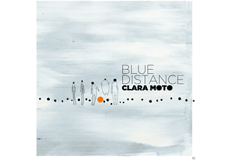 Clara Moto - Blue Distance - (CD)