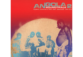 VARIOUS - Angola Soundtrack Vol.2 [CD]