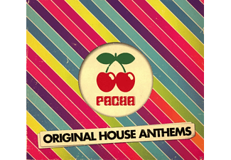 VARIOUS - Pacha - Original House Anthems - (CD)