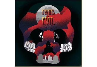 Harry Ost/robinson - Twins Of Evil - (CD)