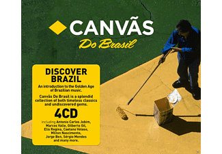 VARIOUS - Canvas Do Brasil [CD]