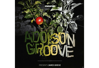 Addison Groove - Presents James Grieve [CD]