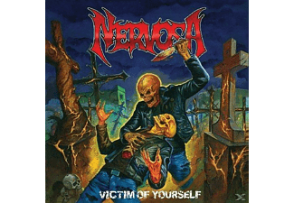 Nervosa - Victim Of Yourself - (CD)