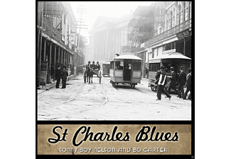 VARIOUS - St.Charles Blues [CD]
