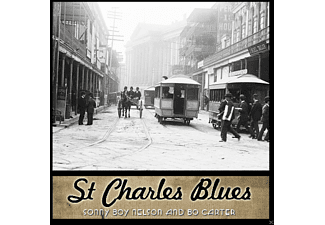VARIOUS - St.Charles Blues - (CD)