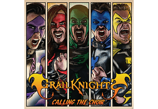 Grailknights - Calling The Choir [CD]