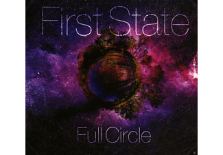 First State - Full Circle - (CD)