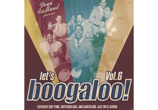 VARIOUS - Let's Boogaloo! Vol.6 - (CD)