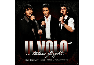 Il Volo - Il Volo...Takes Flight (Live From Detroit) [CD]