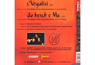 - S'vogulisi - (5 Zoll Single CD (2-Track))