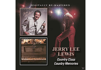 Jerry Lee Lewis - Country Class/Country Memories - (CD)