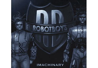 Robotboys - Imachienry - (CD)