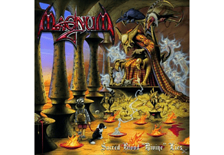 Magnum - Sacred Blood, Divine Lies - (CD)