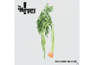 The Mergers - With A Carrot And A Stick - (CD)