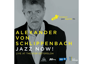 Alexander von Schlippenbach - Jazz Now! [CD]