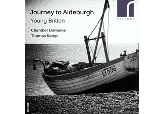 Chamber Domaine - Journey To Aldeburgh-Young Britten - (CD)