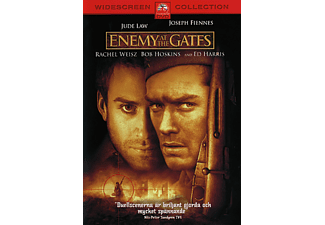 Enemy at the Gates Action DVD