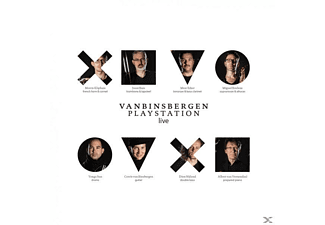 Vanbinsbergen Playstation - Live [CD]