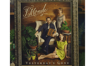 T Monde - Yesterday's Gone - (CD)