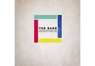 The Band - And Then There Were Four Fm Broadcast, Chicago, 1983 (Vinyl LP (nagylemez))
